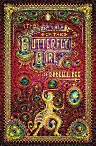 Butterfly Girl (deep dream)