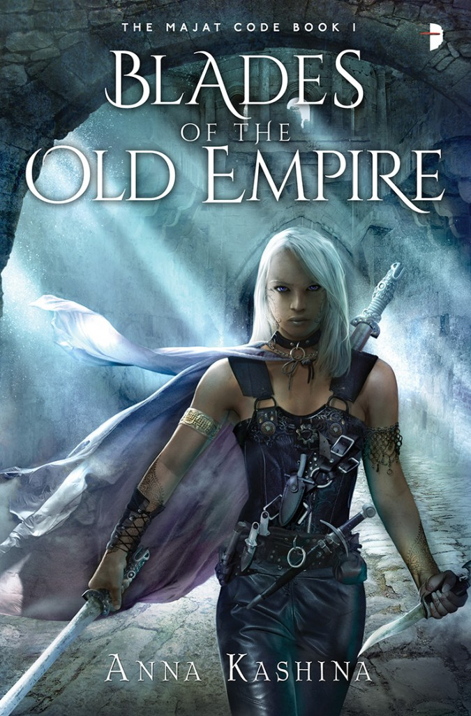 Blades Of The Old Empire, by Anna Kashina