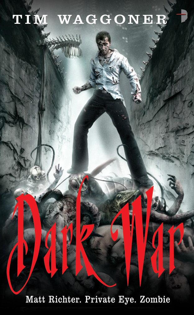 Dark War by Tim Waggoner