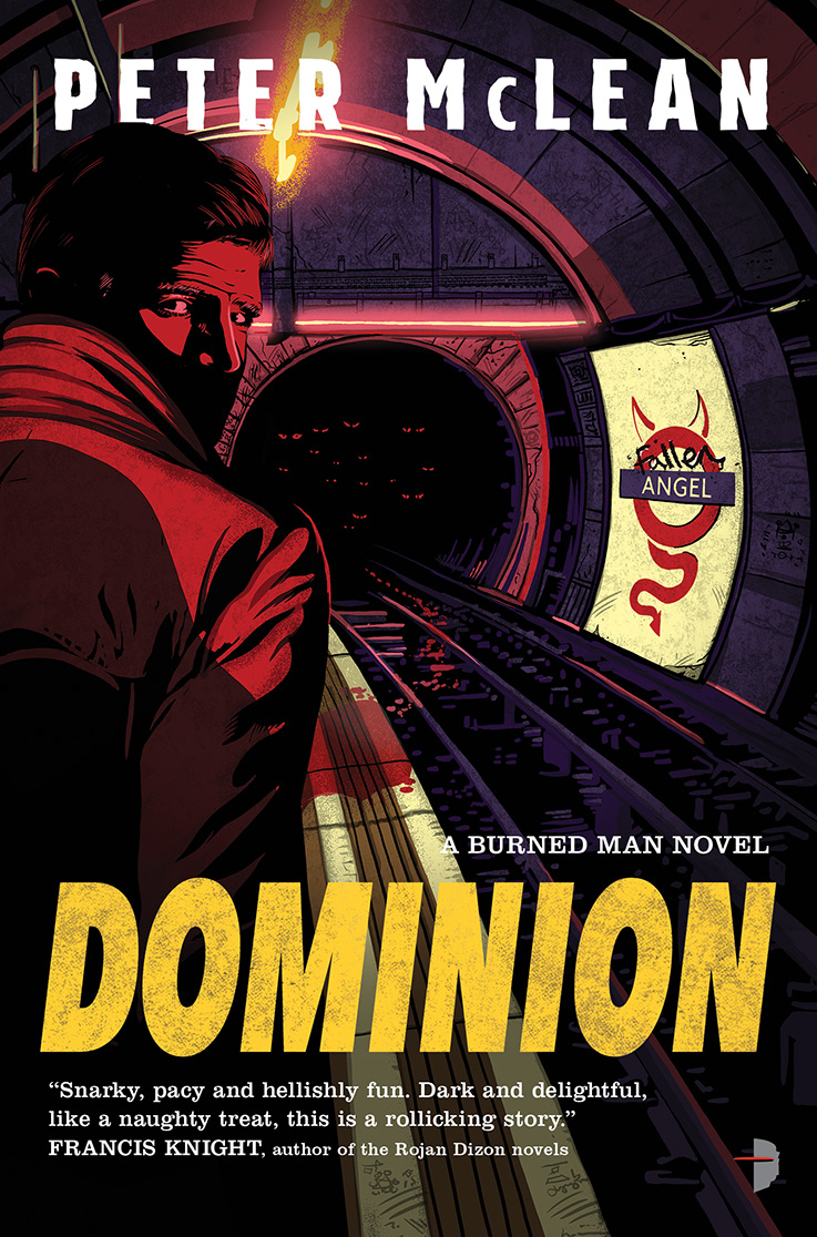Dominion by Peter Drake