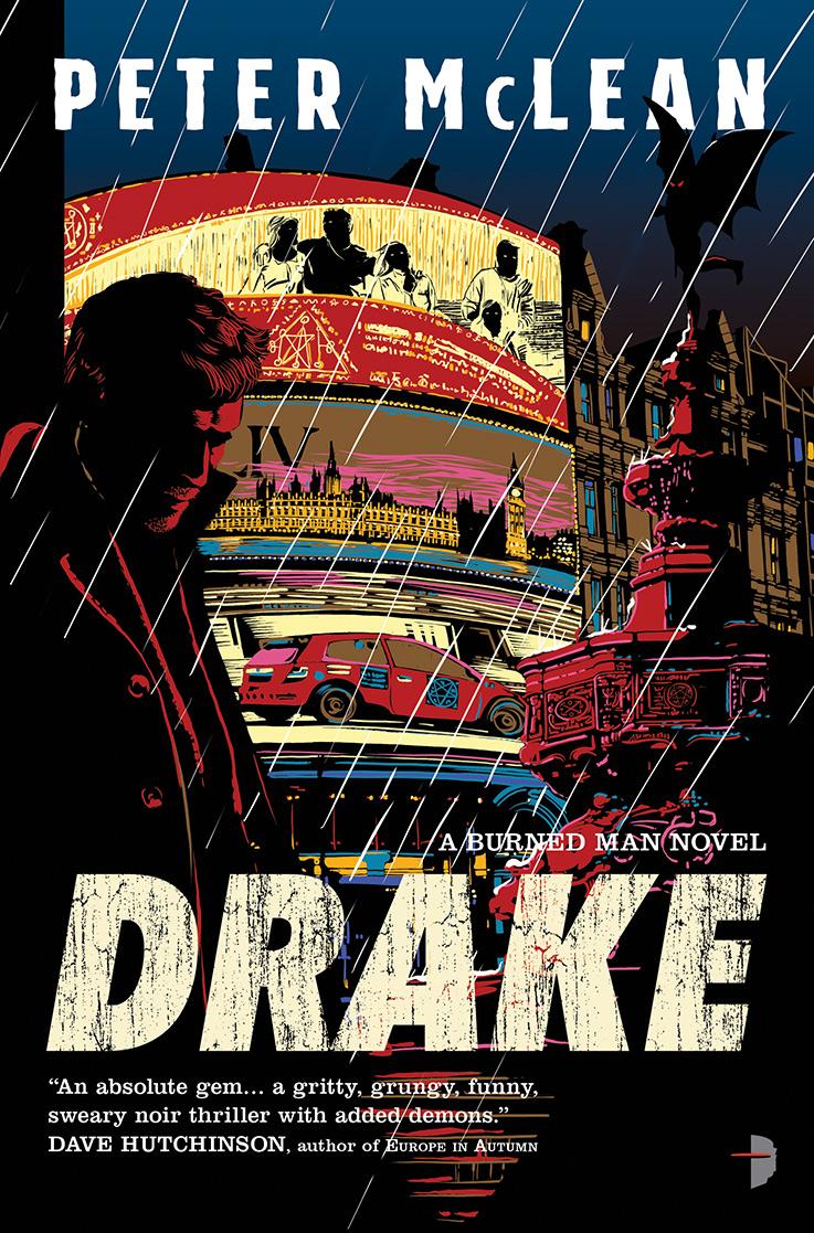 Drake, by Peter McLean