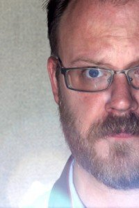 Chuck Wendig author photo