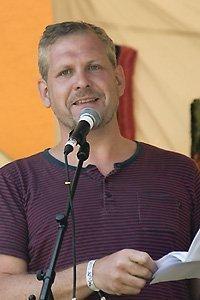 The Author, Matthew De Abaitua