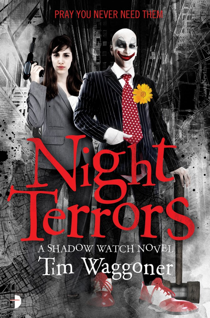 Night Terrors, by Tim Waggoner
