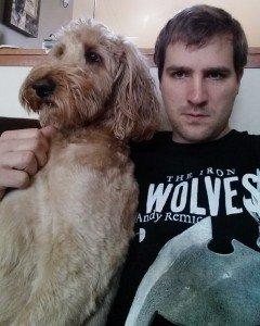Phil Witvliet & Pluto - wolf pack
