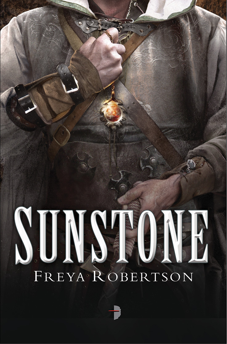 Sunstone, by Freya Robertson