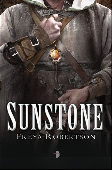 Cover for Sunstone by Freya Robertson