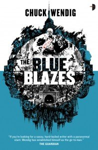 The Blue Blazes by Chuck Wendig, Art by Joey Hi-Fi