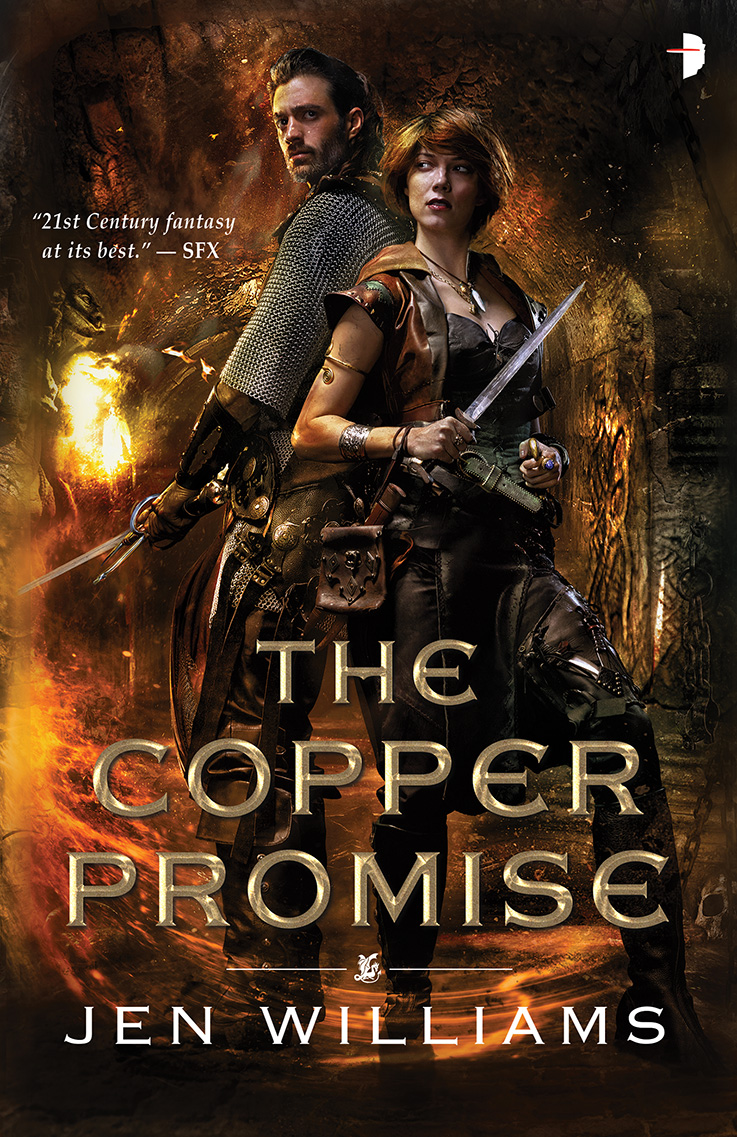 The Copper Promise, by Jen Williams (US / CAN only)