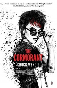 The Cormorant by Chuck Wendig - Artwork by Joey Hi-Fi
