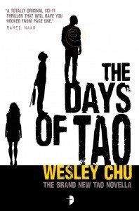 The Days of Tao (ebook cover)
