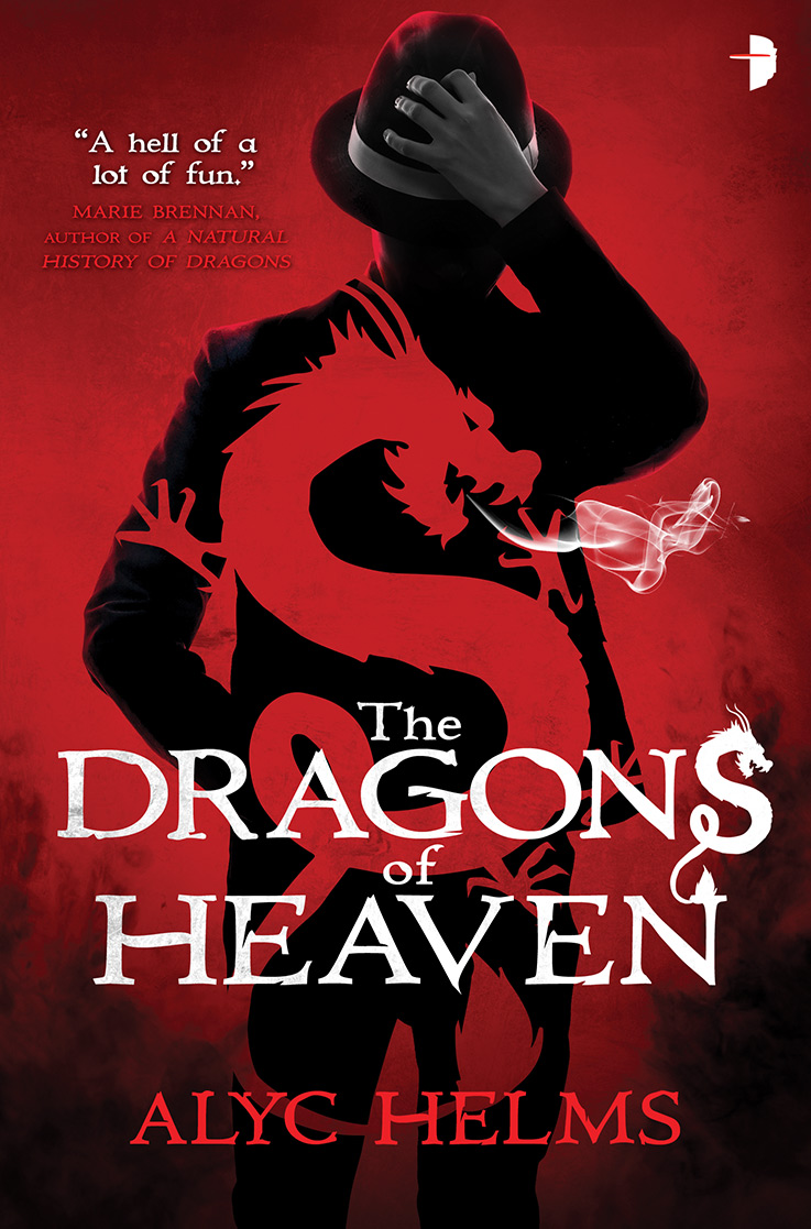 The Dragons of Heaven, by Alyc Helms