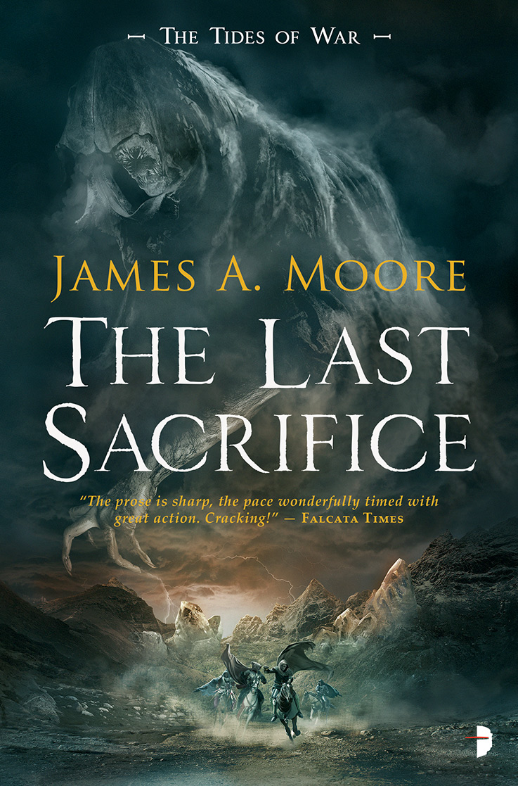 The Last Sacrifice, by James A. Moore