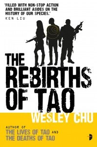 The Rebirths of Tao by Wesley Chui