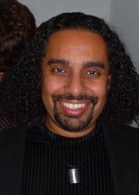 Author headshot Ramez Naam